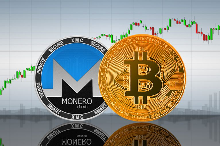 bitcoin Currency and monero