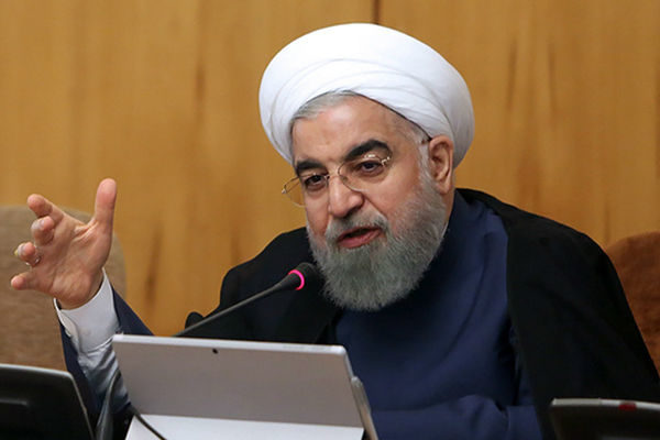 روحانی / این موفقعیت تنها برای دولت نیست