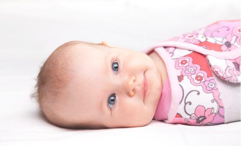 تعویض بی دردسر لباس نوزادان