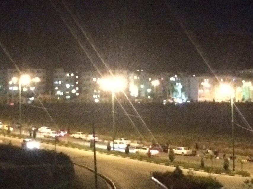 زلزله بامداد تهران و پردیس