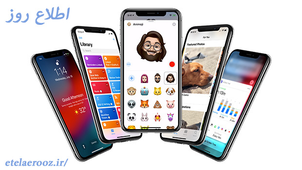 شخصی سازی ایموجی ها یعنی شما می توانید استیکرهای Memoji خود را بسازید و هر زمان که به دوستان خود تکست میدهید از این Memoji (میموجی) با جای استیکر های گوشی استفاده کنید.