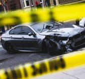 حوادث عجیب رانندگی